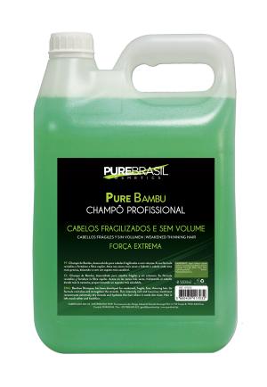Champô Pure Bambu 5Lts.