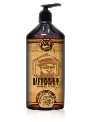 Champô for Man Barba e Cabelo 1000ml